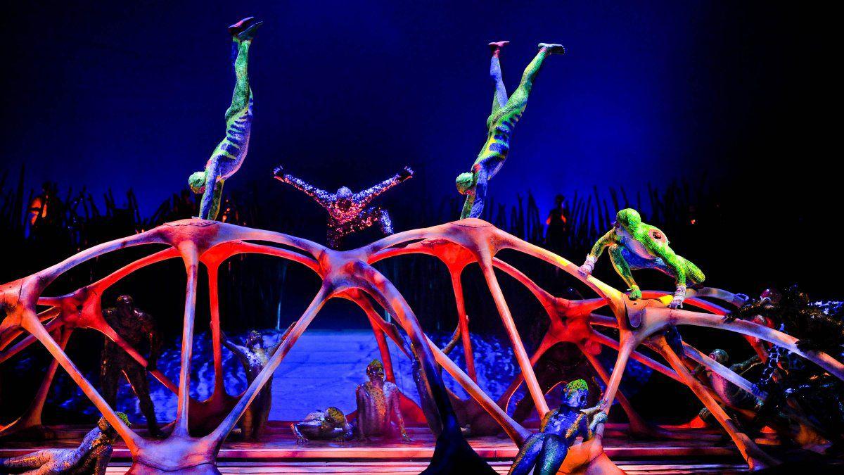 Cirque du Soleil en quiebra
