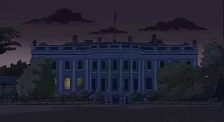 ¿Los Simpsons predijeron lo sucedido en la Casa Blanca?