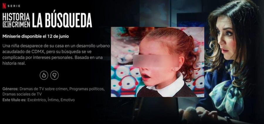 El caso Paulette revive después de 10 a través de una serie de Netflix