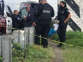 Muere atropellado en la Autopista Puebla-Orizaba