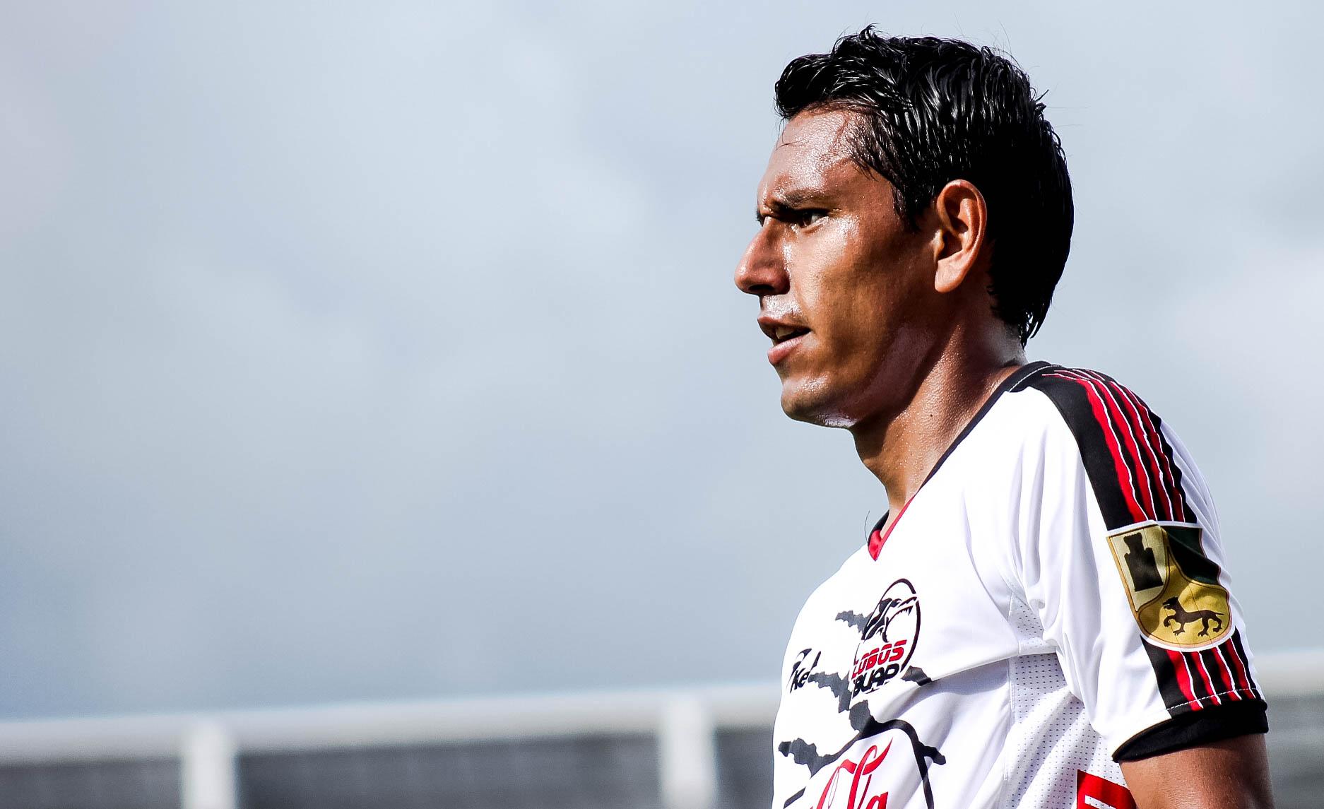 Daniel Tehuitzil es el primer jugador en la #nuevaera de Lobos BUAP