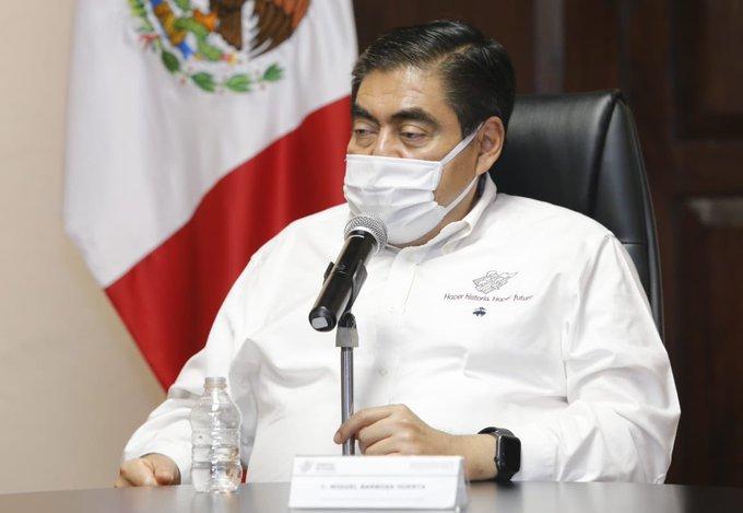 """""""La guerra sucia era de ellos, no tienen ni moral ni honestidad"""", puntualizó Miguel Barbosa ante el escándalo de Enrique Cárdenas"""