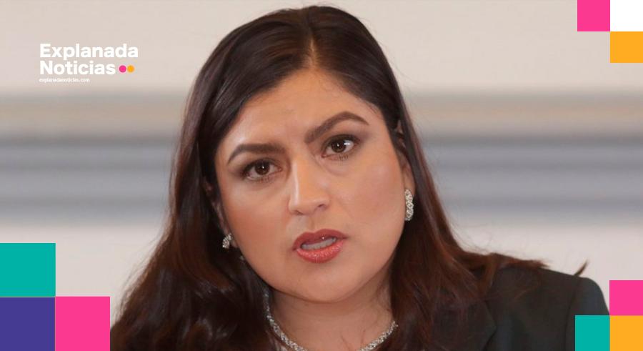 Claudia Rivera acude al TEEP para impugnar resolutivo del IEE, quien desechó denuncia sobre violencia política de género