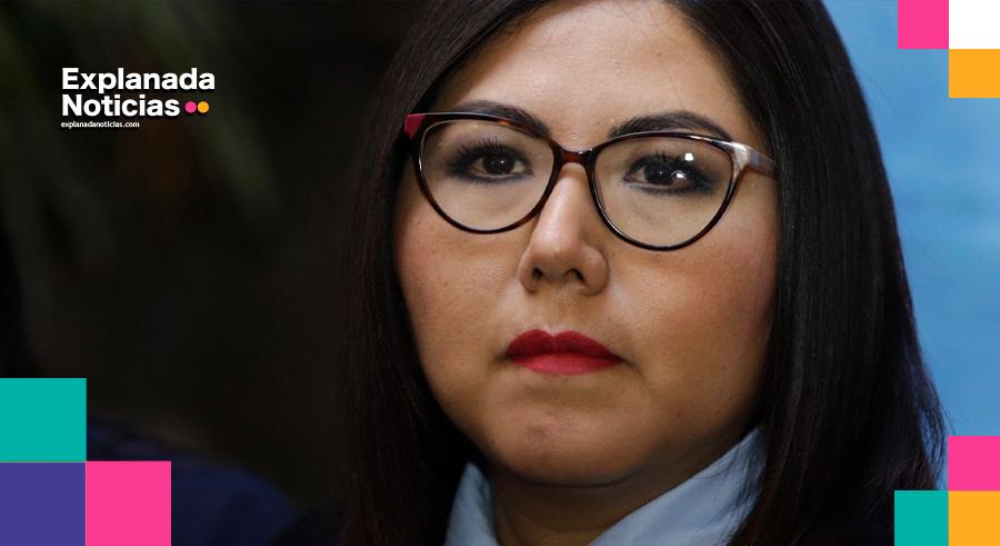 """Realiza Genoveva Huerta trámite de amparo, aun cuando niega participación en """"Estructura Maya"""""""