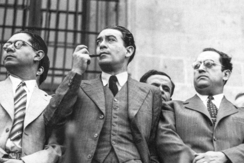 Opinión: Sin Límites: Olvidan a Gilberto Bosques y a Lombardo Toledano