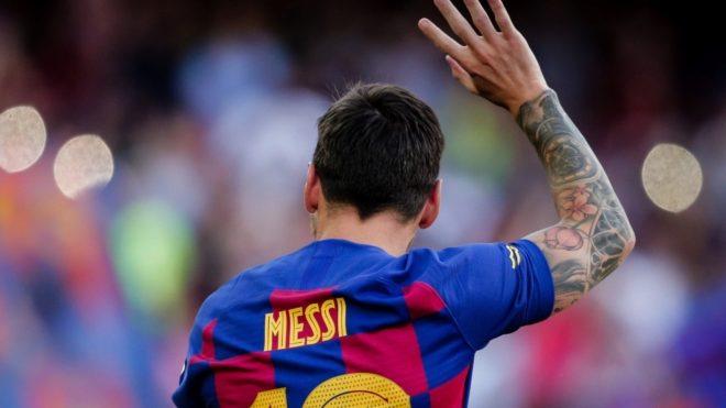 Messi decidido a dejar al Barcelona