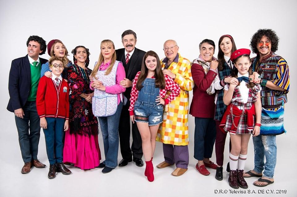 """Entrevista al primer actor Carlos Ignacio, quien en """"La familia de diez"""" da vida a Carlos"""