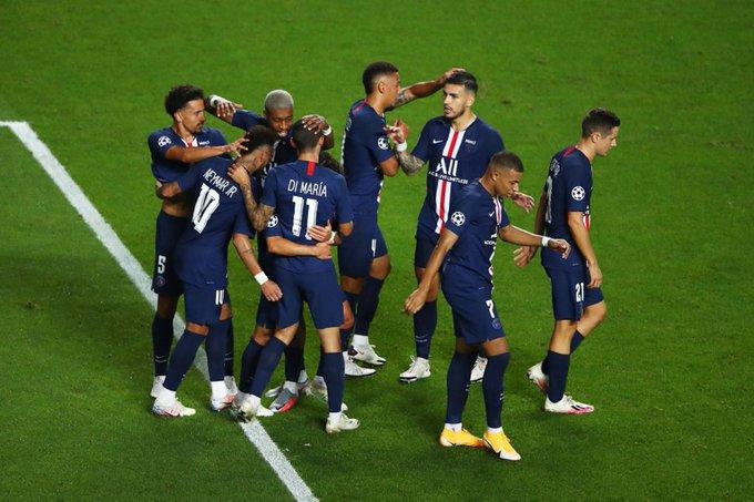 Por primera vez el París Saint Germain pasa a la final de la Champions