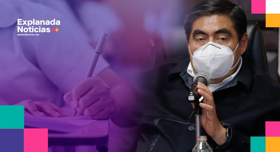 Reitera Barbosa que Ley de Educación no atenta contra DDHH; esperará pronunciamiento de SCJN
