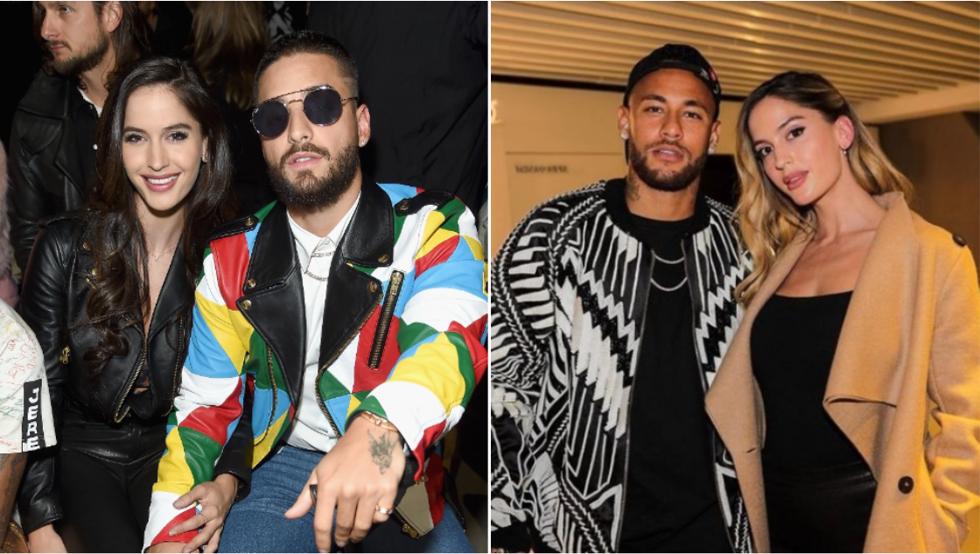 ¿Qué es lo que está pasando entre Neymar, Maluma y Natalia?