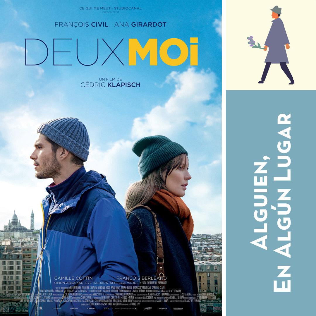 Se da a conocer la primera película del 24º. Tour de Cine Francés