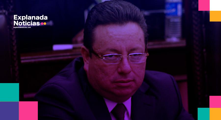 Eukid Castañón vinculado a proceso por enriquecimiento ilícito