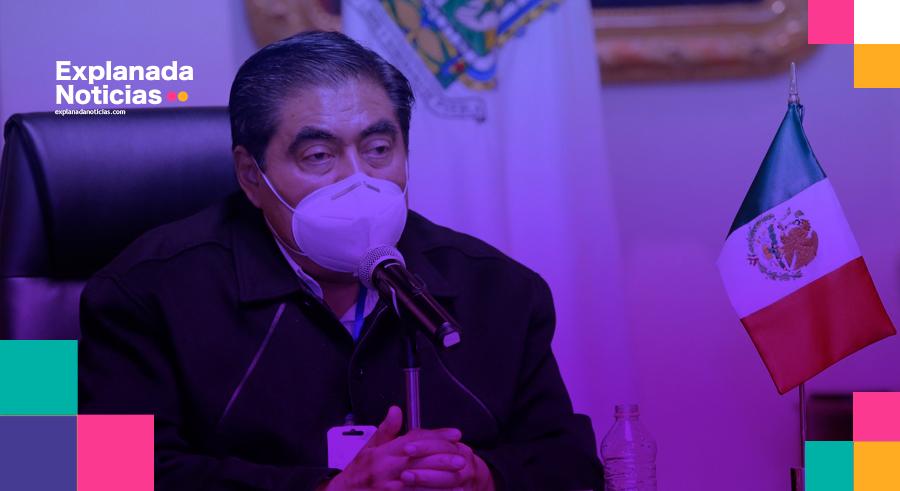 Anuncia gobernador de Puebla administración más austera en 2021 tras recorte presupuestal