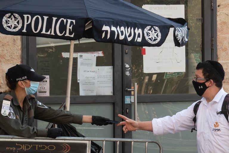 Israel el primer país en regresar al confinamiento