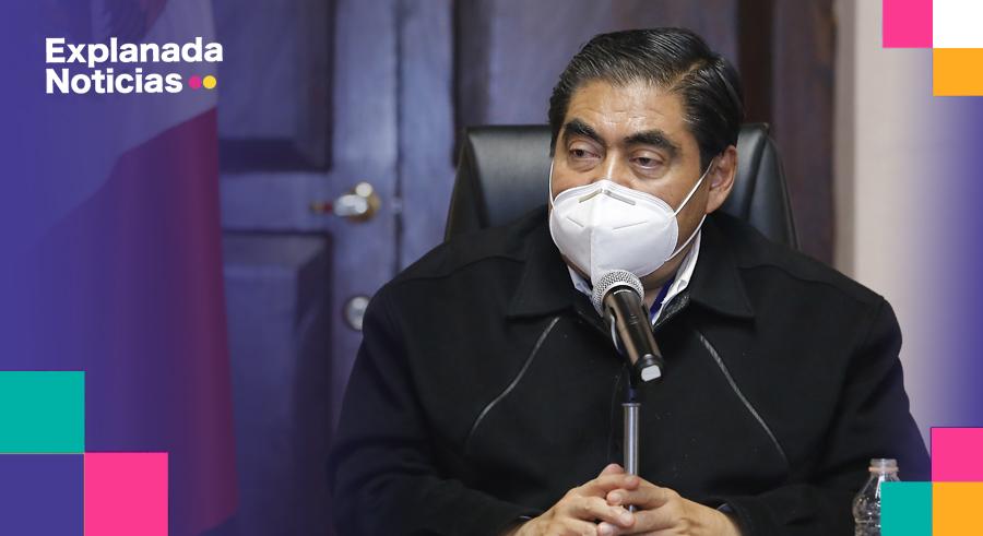 Reelección genera escenario inequidad, considera gobernador de Puebla