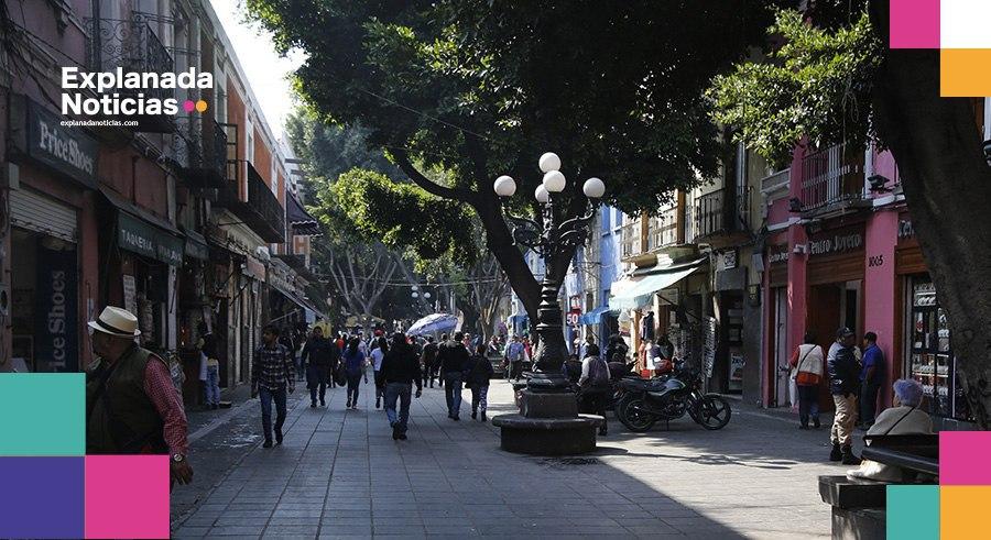 Ayuntamiento de Puebla no solicitó permisos de impacto ambiental para corredor 5 de Mayo