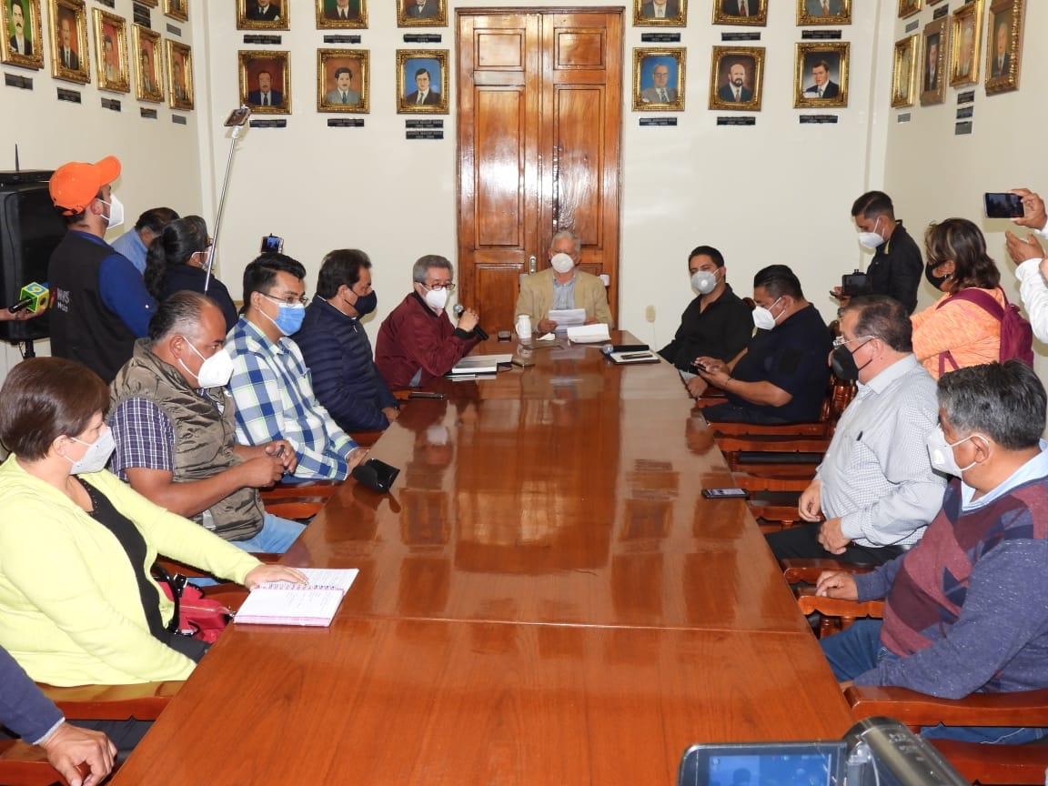 Gobiernode Teziutlánreforzará medidas de prevención para elCovid19