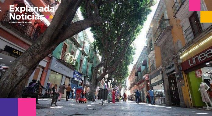 Ayuntamiento de Puebla no tiene permisos ni proyecto ejecutivo para corredor 5 de Mayo