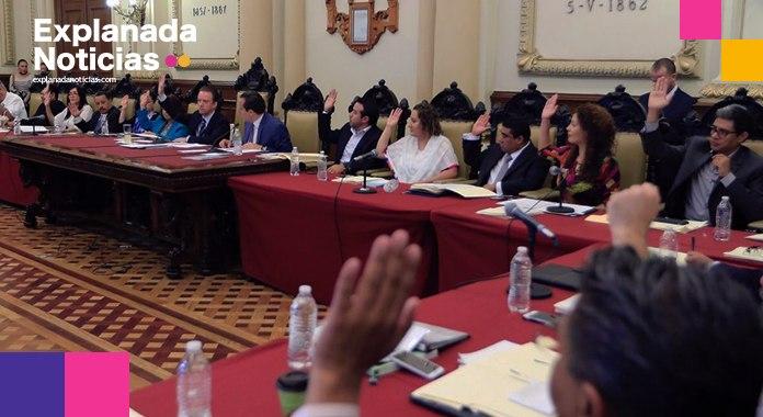 Regidores del PRI, PAN y G5 señalan falta de resultados e irregularidades en la administración de Claudia Rivera