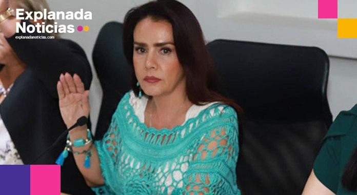 Diputada Mónica Lara busca legislar para reeducar a agresores, con la finalidad de erradicar la violencia