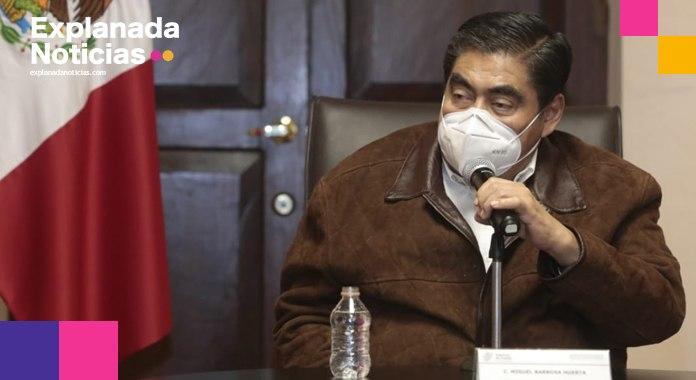 """BUAP ha sido auditada de """"mentiritas"""": Barbosa"""