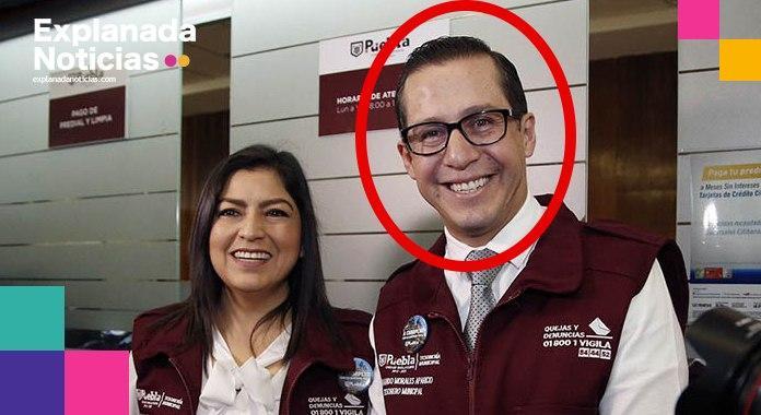 TEEP señala falsedad de declaraciones del tesorero municipal de Puebla