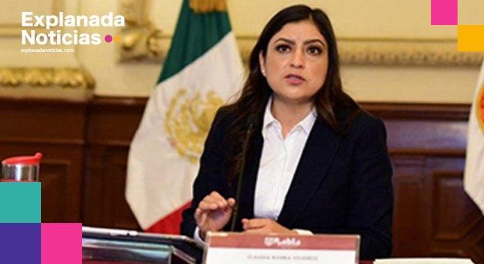 Solo el 13 por ciento de la población aprueba la administración de Claudia Rivera, revela INEGI