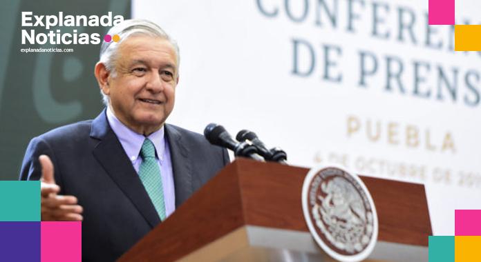 En su visita a Puebla, garantiza AMLO que México volverá a la normalidad