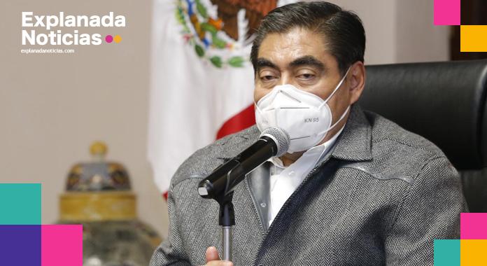 Pide Barbosa intensificar operativos en las autopistas como la México-Puebla