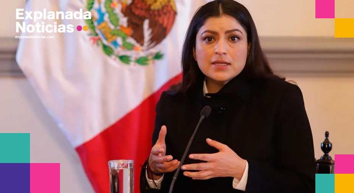 Como presidenta, Claudia Rivera se deslinda de inseguridad y homicidio de Aldo Padilla; como activista, exige justicia