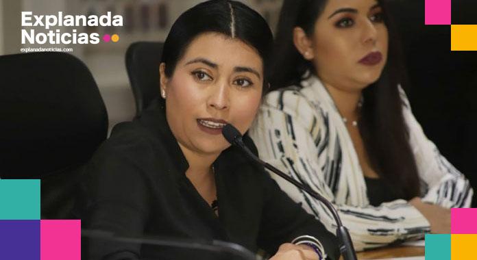 Ya recibió Congreso Local la Ley de Desaparecidos para discutir: Nora Merino
