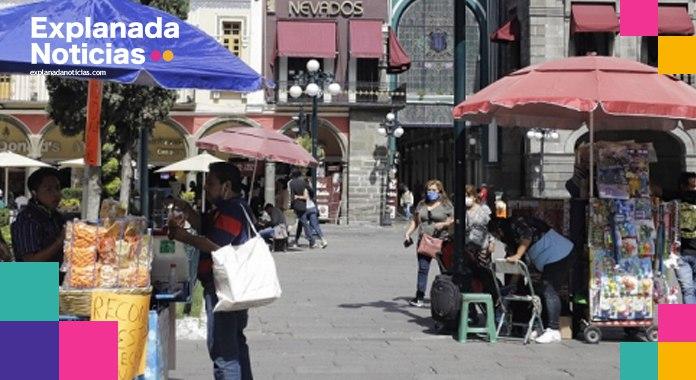 Canirac señala que la invasión de ambulantes en el CH ha ocasionado una baja del 30% en sus ventas
