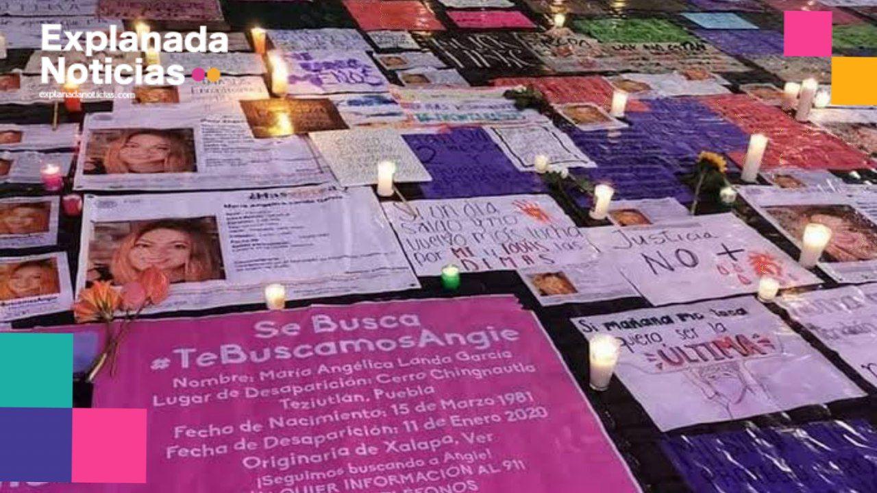 El activismo de Claudia Rivera no impide que en el municipio se incrementen los delitos contra mujeres