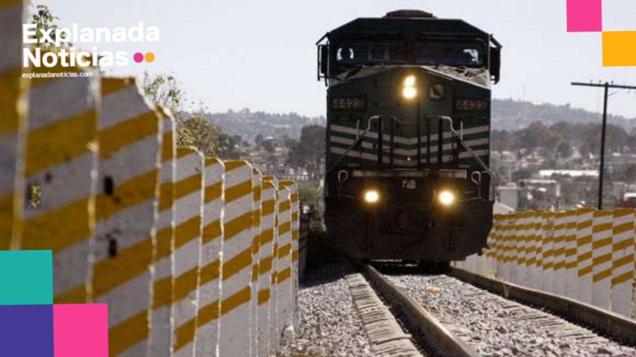Duro golpe a la delincuencia: no hay más robo a trenes, dice Barbosa