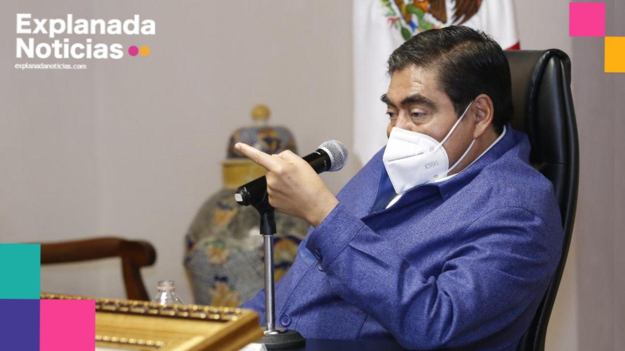 Se les acabo juniors: no más arrancones en Puebla, dice Barbosa
