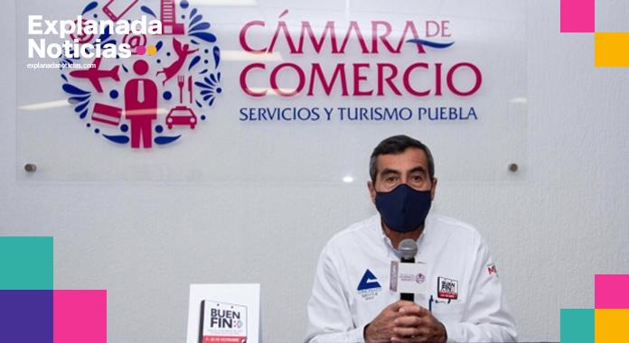 Canaco exige a Claudia Rivera que ambulantes cumplan con medidas sanitarias para evitar nuevo confinamiento