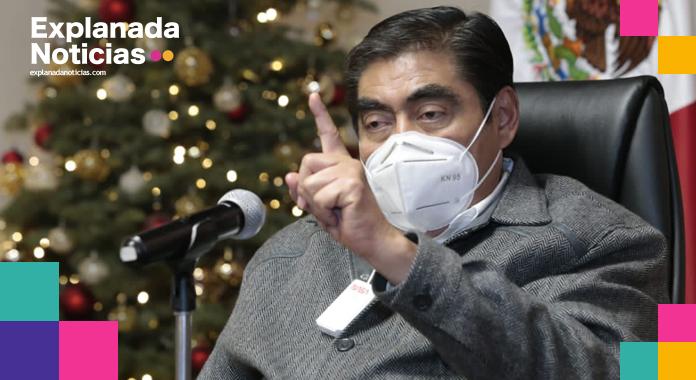 En Puebla hay una gran promiscuidad política: Barbosa