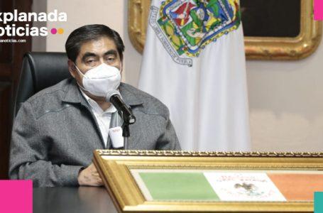 En el Gobierno no van a tener un cómplice, advierte Barbosa a lideres delictivos