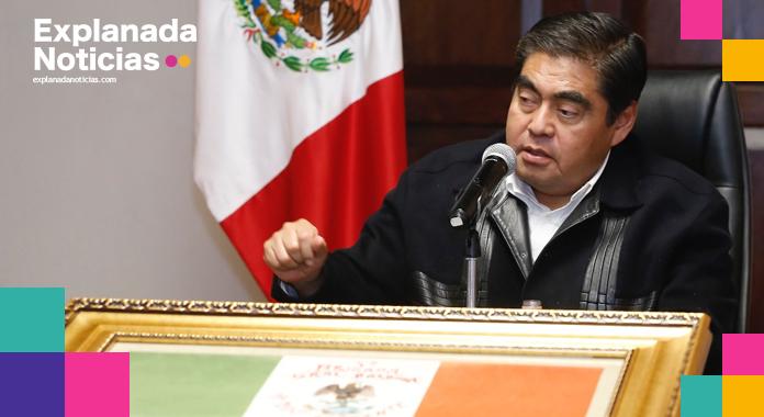 Sin condiciones para ir al Congreso, hay movimiento radical por Ayuntamiento y BUAP: Barbosa