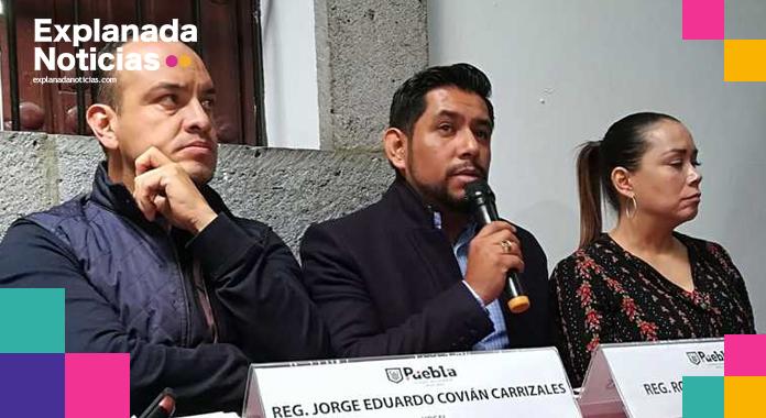 Ante la negativa de Claudia Rivera, TEEP ordena a la edil el pago de compensación extraordinaria a regidores del G5