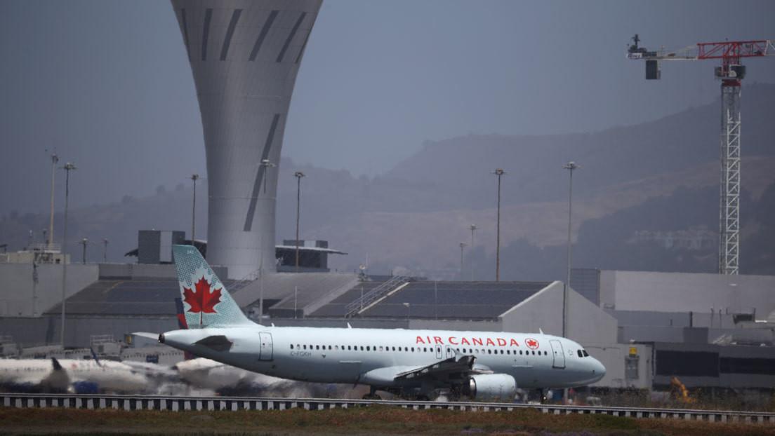 Canadá suspende vuelos a México por Covid19