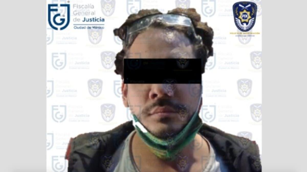 Detienen al Youtuber Rix; es acusado de violación