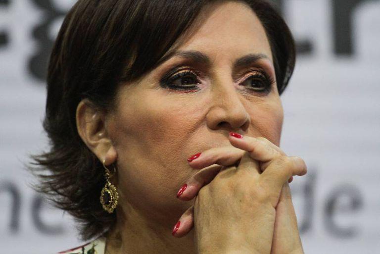 Rosario Robles ofrece declararse culpable a cambio de reducir su sentencia