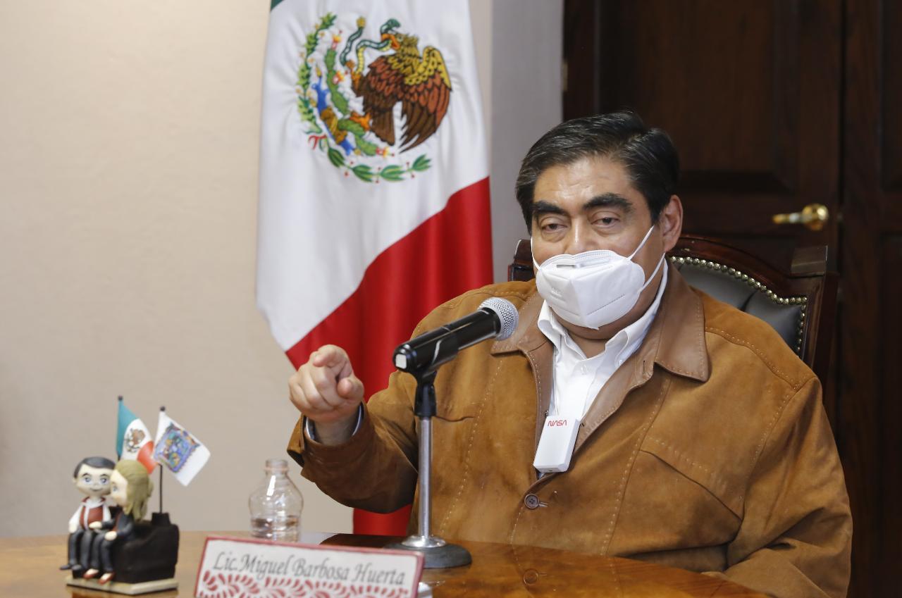 Arquitecto de obra de San Martín Texmelucan ya está detenido: MBH