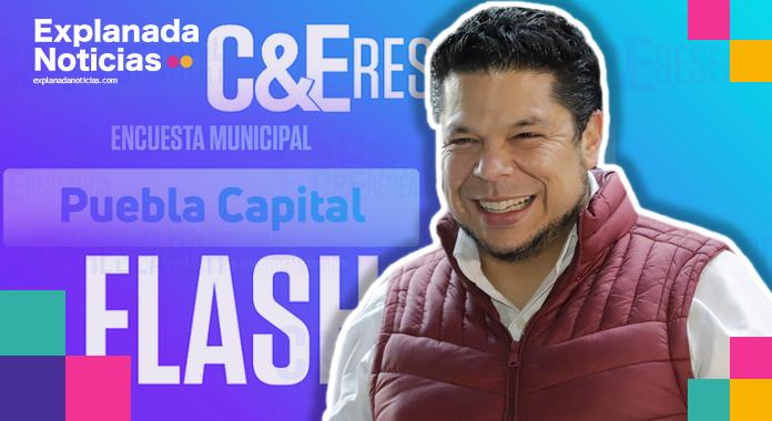 Biestro será el candidato con mayor ventaja electoral de Morena, revela C&E
