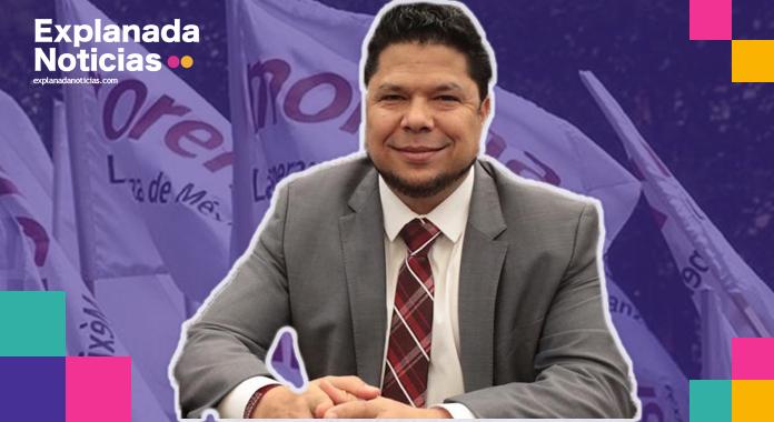 Candidatura de Morena se gana por encuesta: Biestro confía en salir bien posicionado