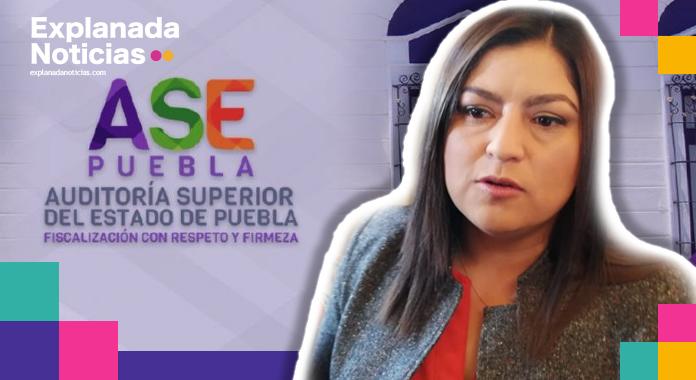 ASE detecta irregularidades en la administración de Claudia Rivera, en 204 operaciones con 58 empresas
