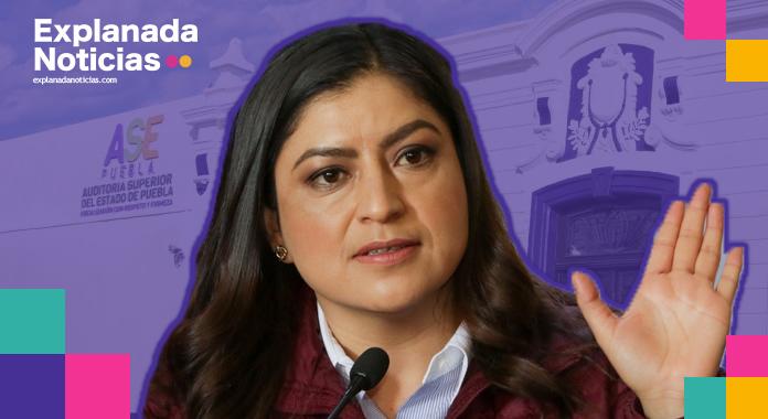 ASE denuncia a Claudia Rivera ante la FGE por delito de asociación delictuosa, peculado, fraude y abuso de autoridad