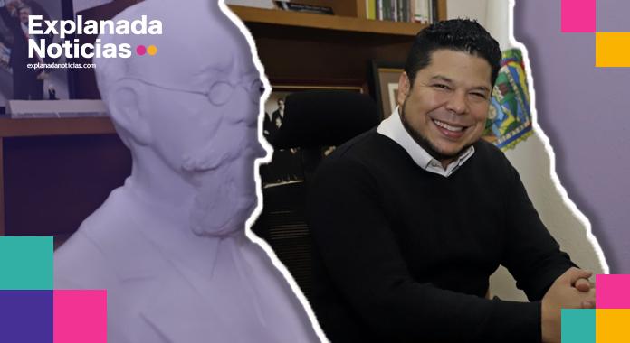 En reunión con Biestro consejeros de Morena evalúan su perfil como candidato a la alcaldía