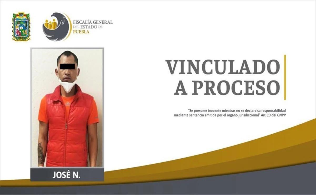 Fiscalía vincula a proceso a ex precandidato José N por tres delitos